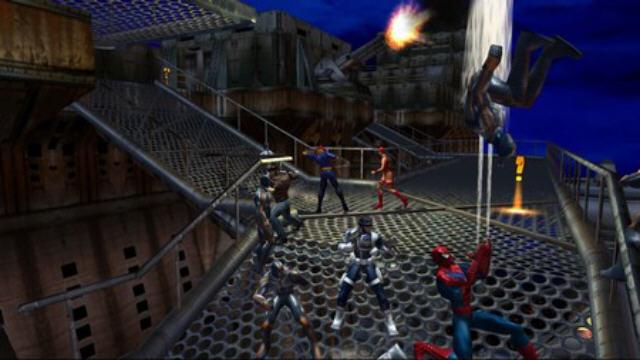 漫画英雄:终极联盟截图2