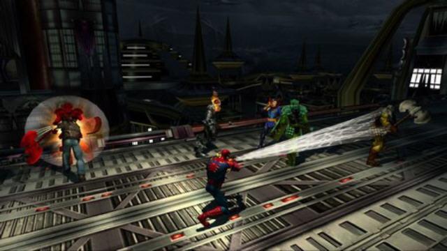 漫画英雄:终极联盟截图1