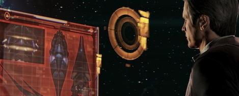 EA宣传《质量效应3》出奇招 将光盘射入太空