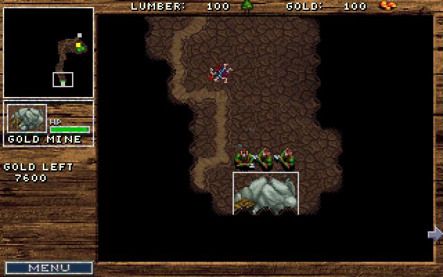 魔兽争霸1硬盘版截图3