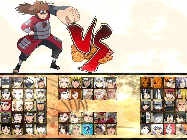 哓决战:忍界2 硬盘版
