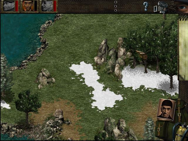 盟军敢死队1:深入敌后中文硬盘版截图3