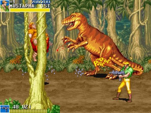 恐龙快打单机游戏下载截图0