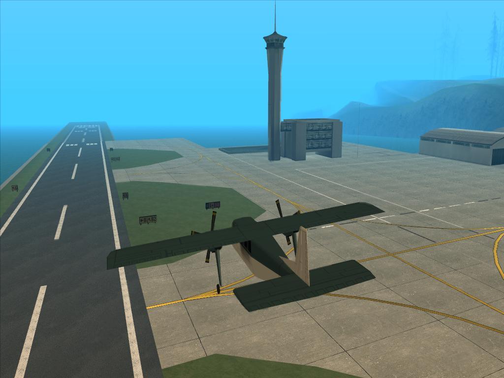 侠盗猎车手圣安地列斯降落飞机_最难的飞机降落视频侠盗猎车手圣安地列斯飞