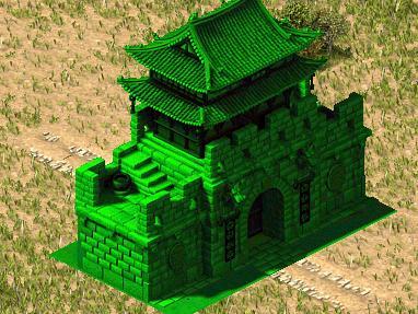 龙之崛起城门图片