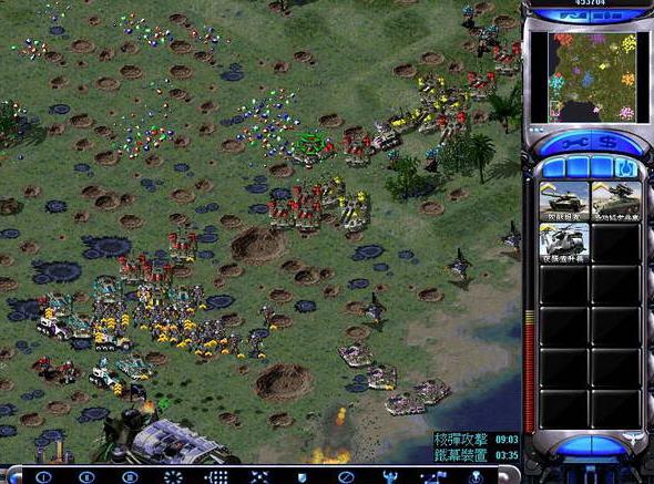 红色警戒2尤里的复仇超级AI(送地图1张)