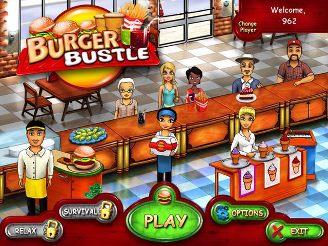 欢乐汉堡店下载硬盘版 游戏下载