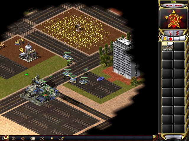红色警戒2鹰击长空中文硬盘版截图2
