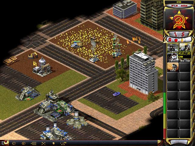 红色警戒2鹰击长空中文硬盘版截图3