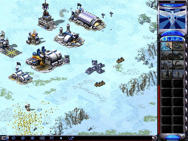 红色警戒2无敌之师中文硬盘版截图3