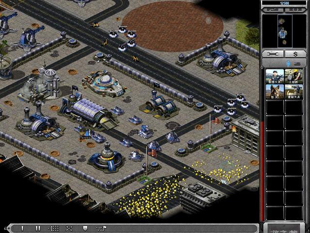 红色警戒2龙之梦中文硬盘版截图0