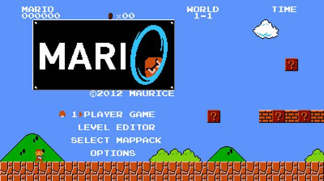 超级玛丽传送门版硬盘版截图1