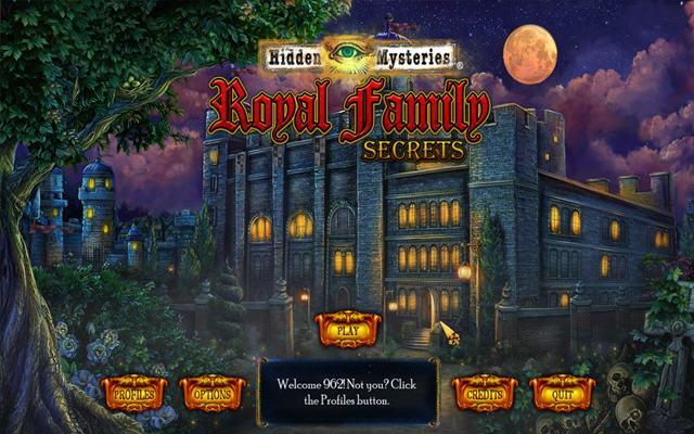 隐藏的秘密8:皇家家庭的秘密完整硬盘版截图1