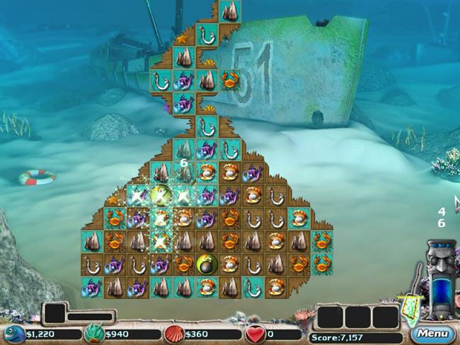 海底宝藏3硬盘版截图0