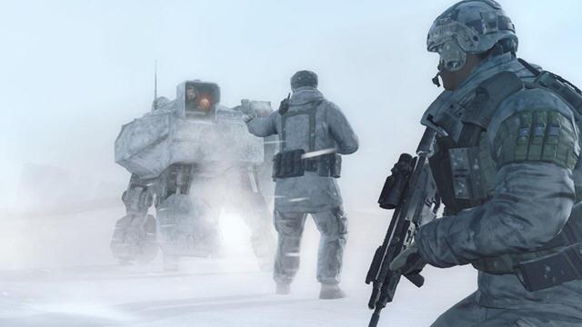 幽灵行动4未来战士中文版截图1