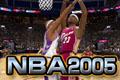 NBA LIVE 2005白金版