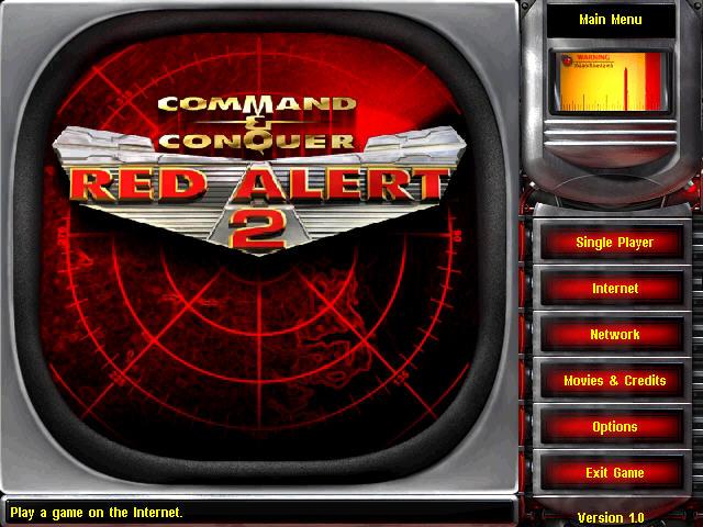 红色警戒2红色崛起_