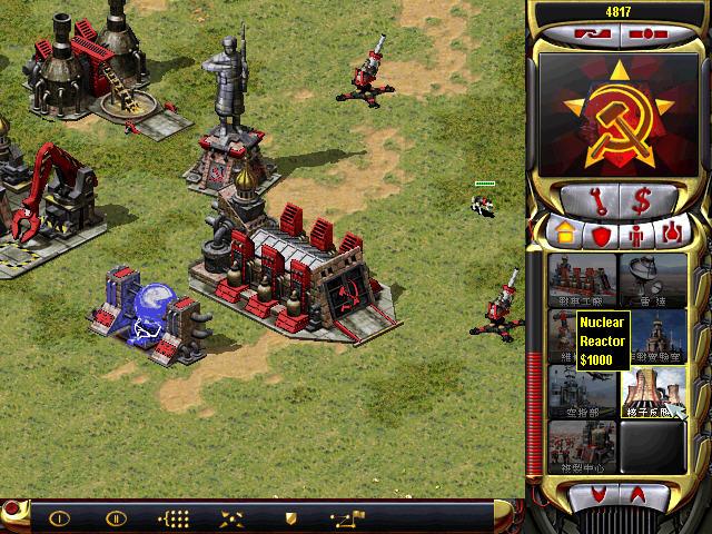 红色警戒2红色崛起_红色警戒2新任务《中国称霸》12关全攻略我