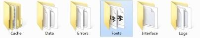 魔獸世界字體修改方法