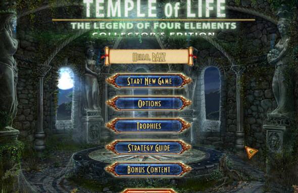 生命神庙:四元素传说截图2