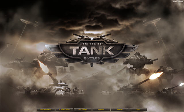 无厘头坦克大战截图1