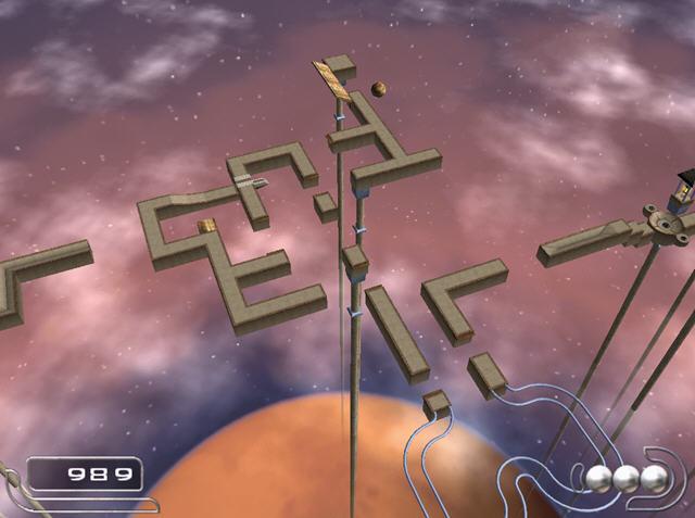 3D平衡球(Ballance 3D) 汉化版截图3