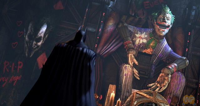 蝙蝠侠阿卡姆之城dlc哈莉奎茵的复仇截图0