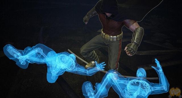 蝙蝠侠阿卡姆之城dlc哈莉奎茵的复仇截图2