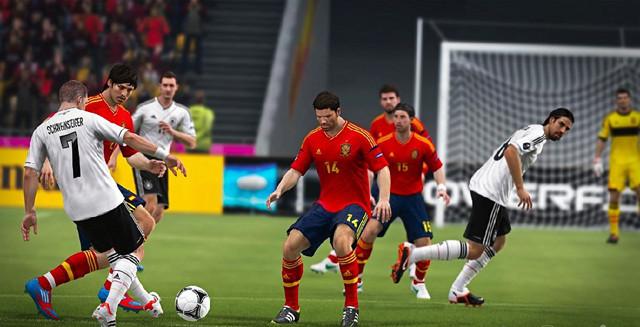 FIFA2012欧洲杯截图2