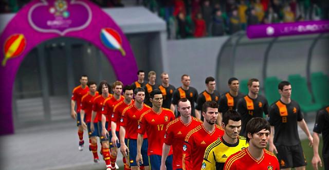 FIFA2012欧洲杯截图3