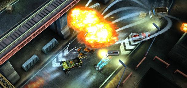 死亡竞技 死亡赛车重制版八月登陆PC