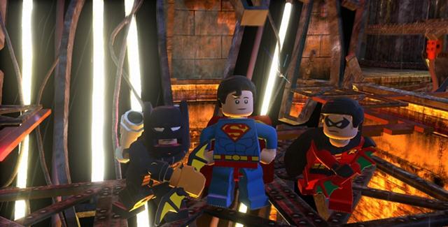 乐高蝙蝠侠2:DC超级英雄截图0