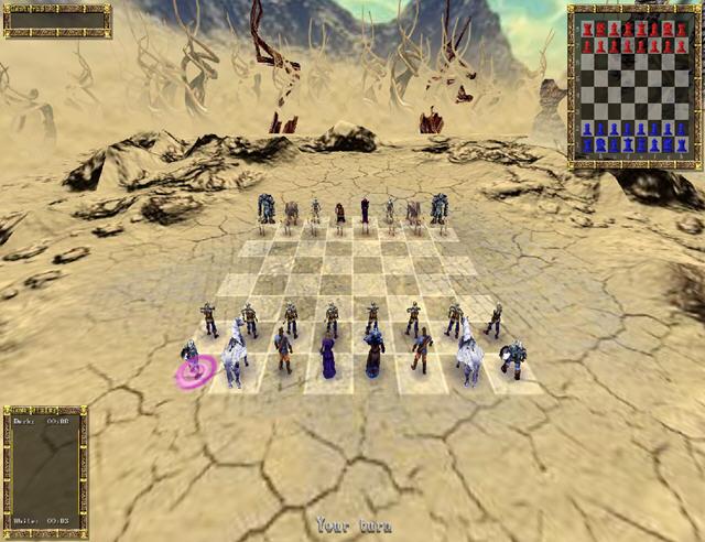 国际象棋单机版截图0