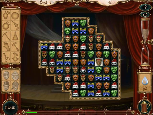 歌剧之谜(消除类的AVG解密游戏)截图0