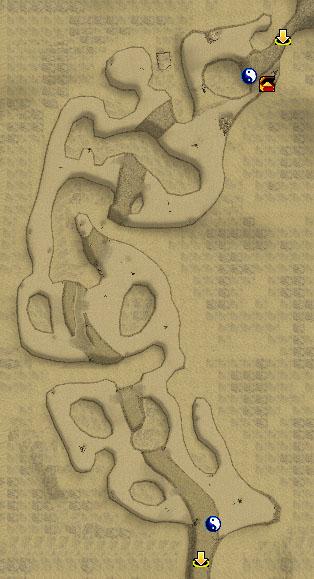 仙剑4放逐渊地图_仙剑奇侠传4全地图标注完整页_乐游网