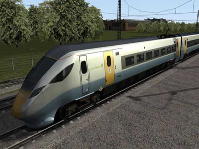 铁路工厂3模拟火车2012都来过把铁老大的瘾截图3
