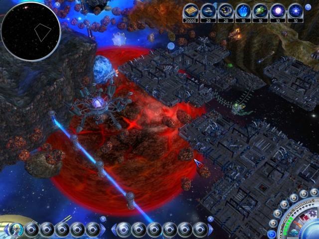 太空战将:无畏舰长星际争霸再次打响截图1