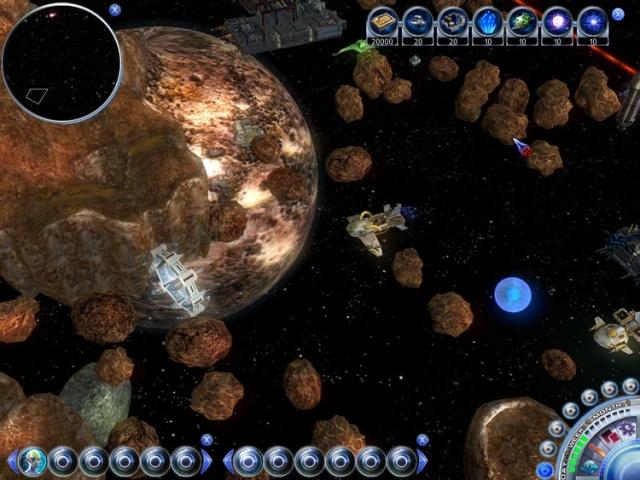 太空战将:无畏舰长星际争霸再次打响截图3