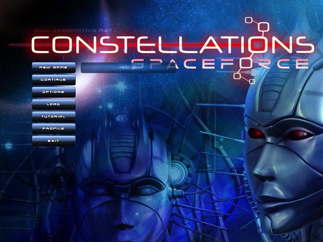 太空战将:星群大战新颖的太空策略游戏截图0