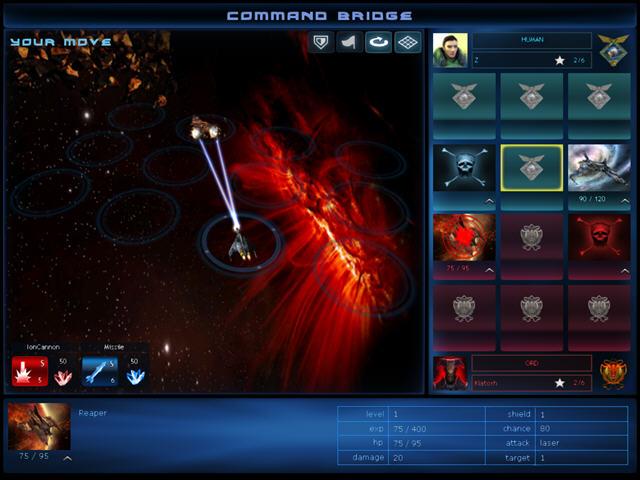 太空战将:星群大战新颖的太空策略游戏截图2