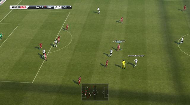 实况足球2013试玩版截图0