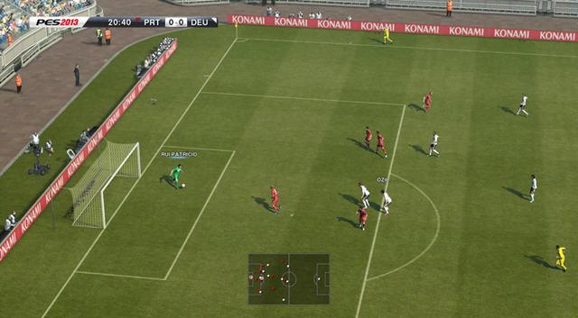 实况足球2013试玩版截图1