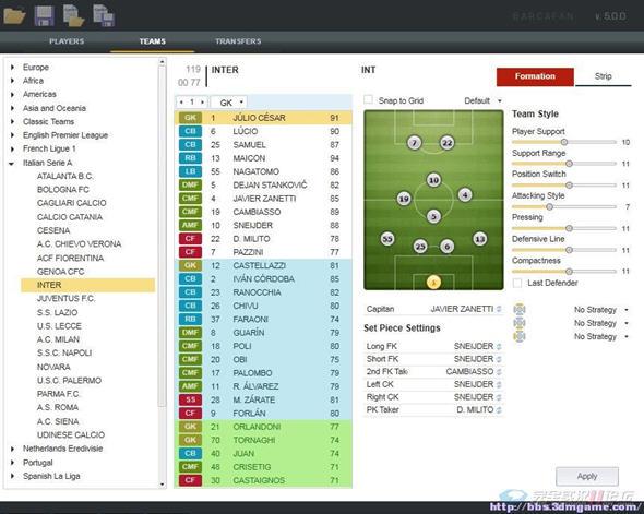 实况足球2013编辑器v5.0.0