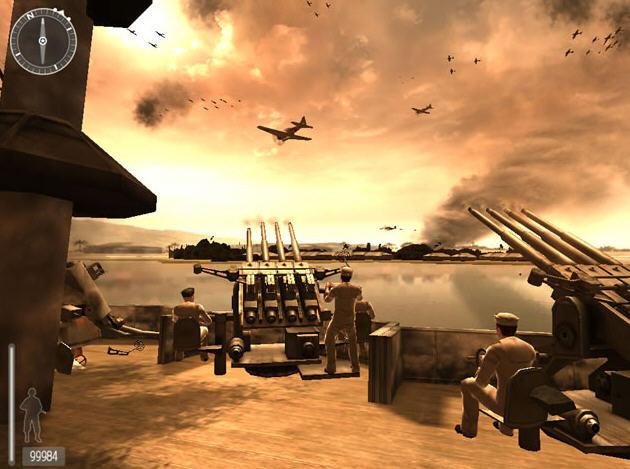 《荣誉勋章:血战太平洋》完美存档
