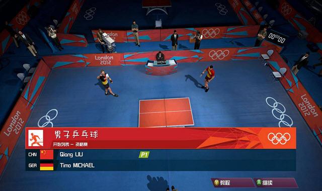 《伦敦2012奥运会》汉化补丁v2.0(3DM汉化)截图2