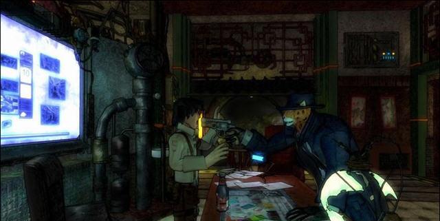 新风格冒险解密游戏蒙蔽 一手遮天下的世界