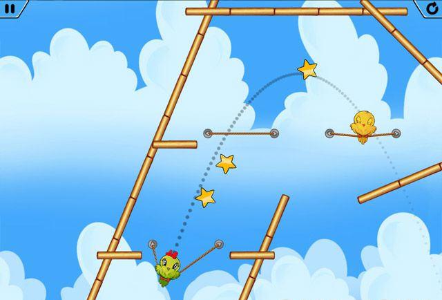 小鸟跳跳 其实改名叫青蛙跳跳就更好了