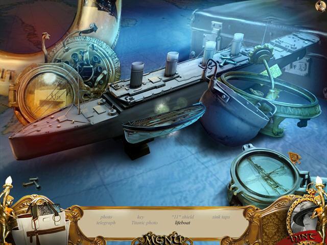 探秘沉默后的泰坦尼克号 泰坦尼克号的过去之钥