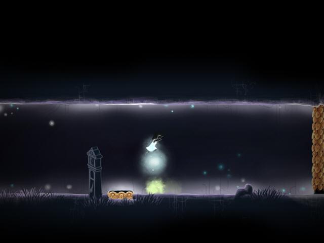 哀痛之旅 风格简单的冒险游戏