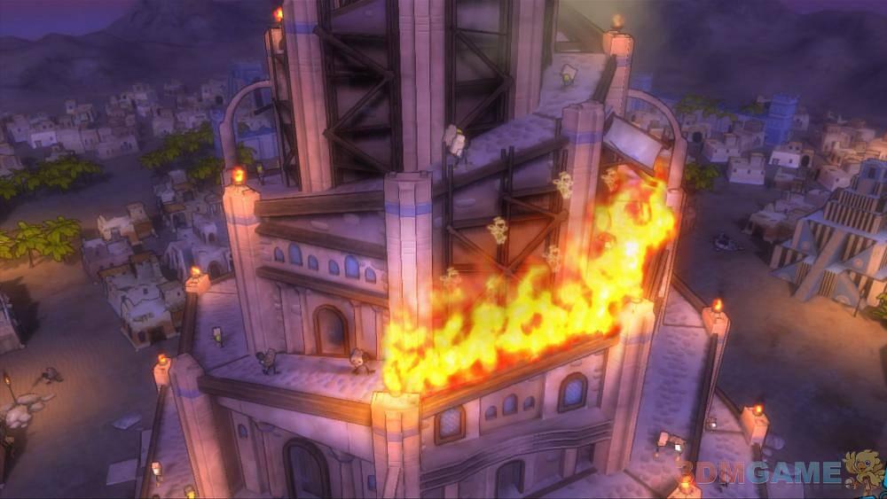 建造传说中的通天塔
